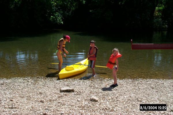 Riverside Resort and Canoe Rentals Kings River Cabins
